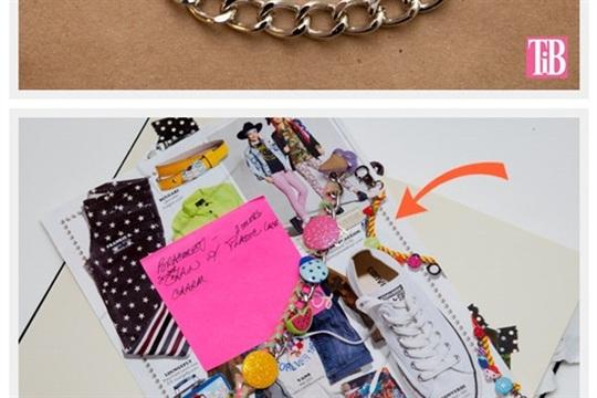 DIY Colorful Charm Bracelet Tutorial