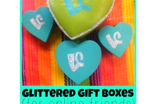 Random Acts of Kindness Gift Boxes #CraftersRAK