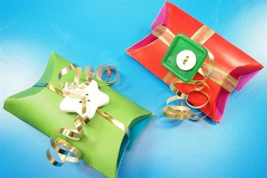 Christmas Tube Gift Boxes