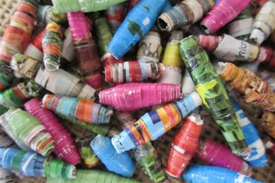Magazine Beads