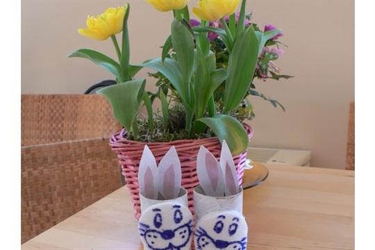 {Easter Bunnies craft}