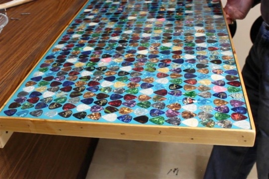 DIY Fold Down Kitchen Table (Space Saver)