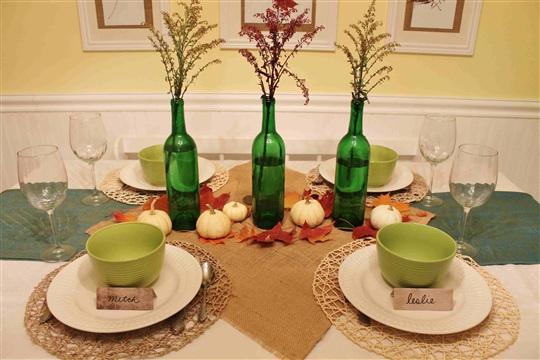 2014 Turkey Table #3 Harvest Time