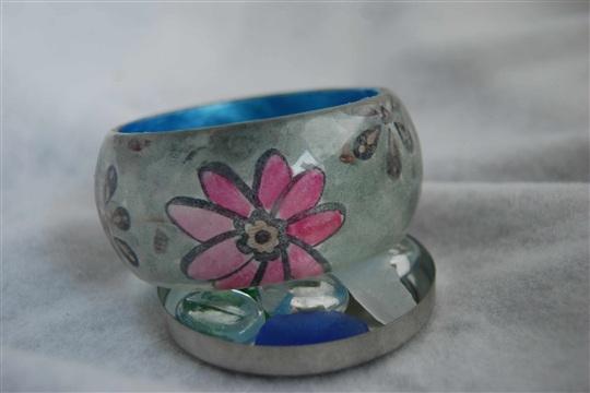 Jewelry Craft Stamped Bangles