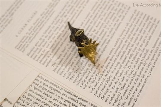 A Dino Mite Ornament
