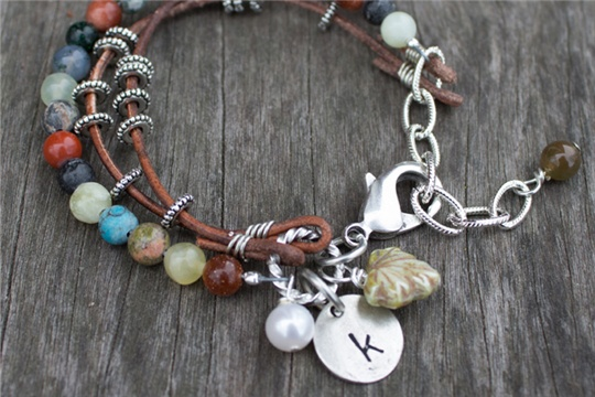 Sundance style bracelet _ how to use a magical crimper