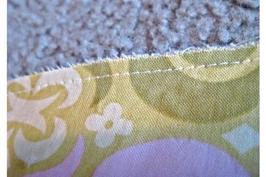 Sewing Basics French Seam Tutorial