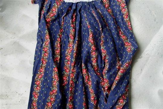 Mumu dress How to take apart and reuse a garment tutorial!