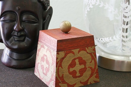 Import Store Style Wood Box DIY