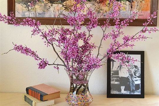 Simple DIY Vase & Decorating with Branches