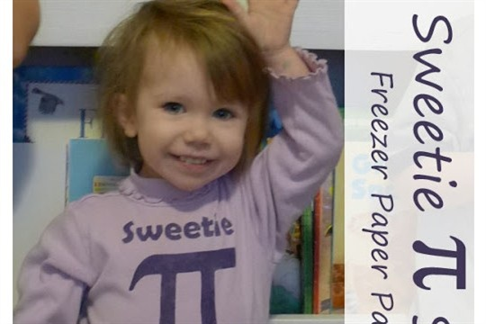 Sweetie Pi Freezer Paper Stencil Pattern