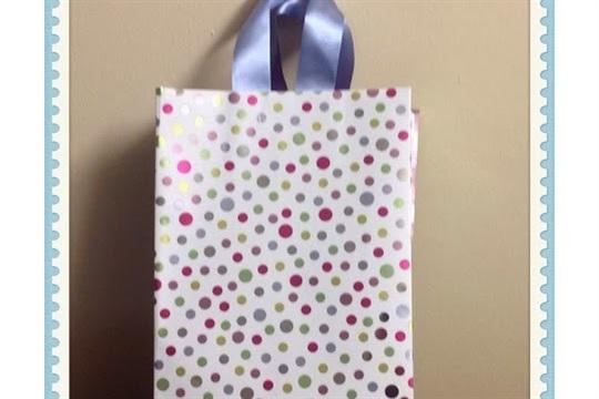 A Kaleidoscopic Dream DIY GOODIE BAGS