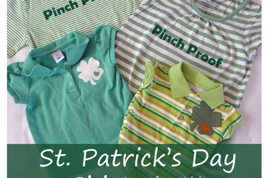 Pinch Proof and Clover Shirts