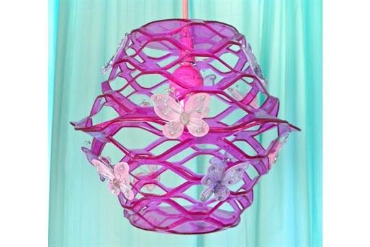 Dollar Store Pendant Lamp.....