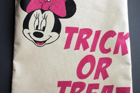 DIY Trick or Treat Bag