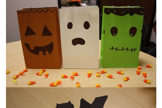 DIY Halloween Crafts and D