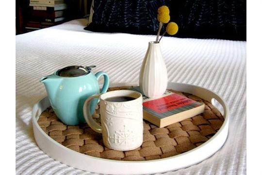 Awesome Practical DIY Woven Cork Ikea Skala Tray Nice Ideas