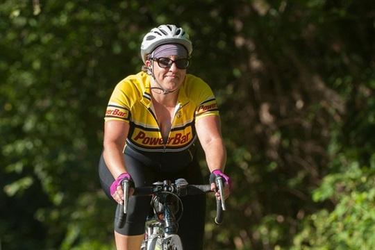 Tutorial under helmet cycling headband