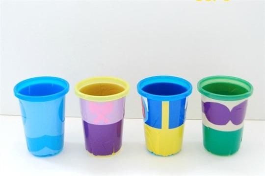 DIY Disney Princess Cups Tutorial