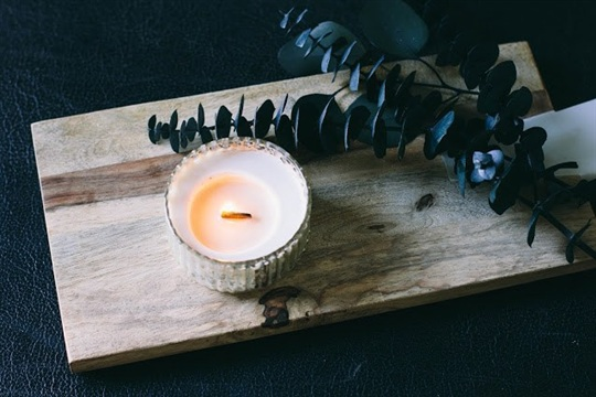 How To Recycle Your Favorite Candle DIY