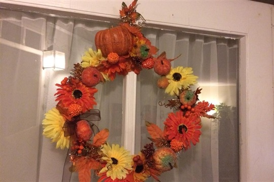 How To Decorate your Dorm for Turkey Day