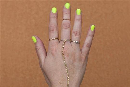 DIY Friendship Bracelet Hand Charm