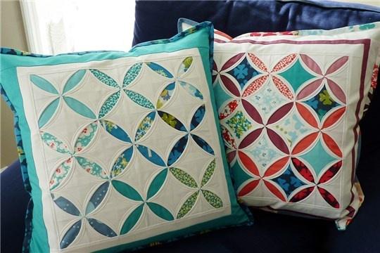 Charming Window Pillows