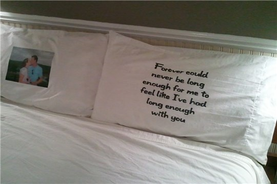 Trying to sleep... custom pillow cases
