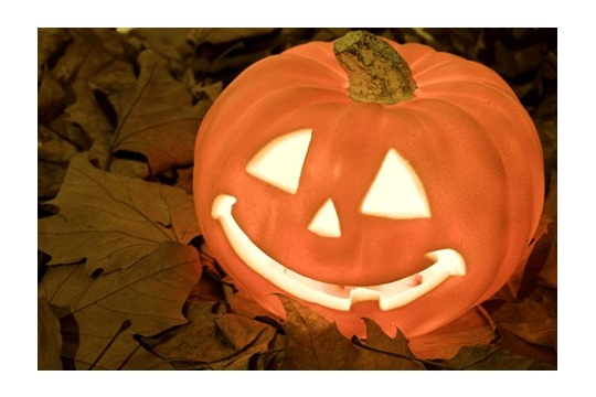 Awesome Awnings and Backyard Decorations for Halloween
